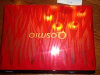 Like new! Toshiba Qosmio X305-Q701 Laptop.Red flame