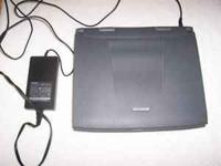 Toshiba Satellite 2065 CDS LAPTOP . 2 gb hard drive ,