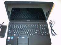 TOSHIBA SATELLITE C55-A5249 LAPTOP. Call all the laptop