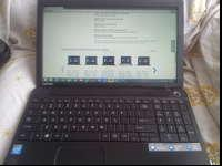 I'm selling my laptop Toshiba good condition almost new
