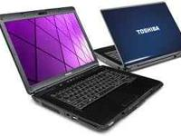 For sale Toshiba satellite l305d. Used, has some