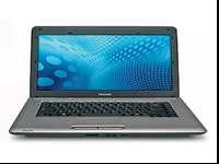 We have one Toshiba Satellite L455-S5009 Laptop