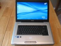For sale is a Toshiba Satellite L455-S5009 laptop with