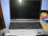 Selling laptop for parts. The screen does not work,