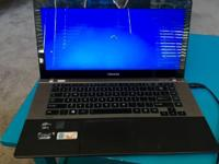 I have a Toshiba Satellite U845W Ultrabook - rarely