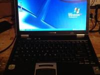 Used. Toshiba Tecra M2 business class laptop for sale.