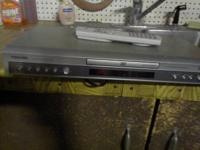 Working Toshiba DVD gamer. Front control panel in great