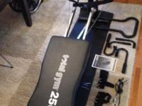 Barely Used Total Gym 2500 For Sale. Excellent