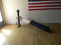 Total Gym 500 brand new Never used $400 and Back