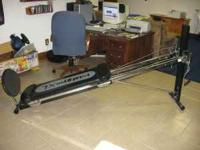 Total Gym XL for sale. This piece of exercise equipment