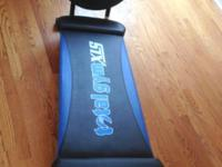 Total Gym XLS  practically new  ordered in June and