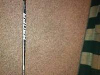 I'm selling my total one 87 flex grip Kane curve right
