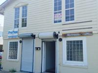 Commercial building rehabbed & a lot of equity.  ---