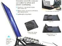 Flexibility to use your laptop exactly where you need
