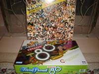 Totally 80?s Trivial Pursuit Game Game for Adults