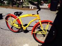 Totally Cool Beach Cruiser Bike Awesome Colors 300