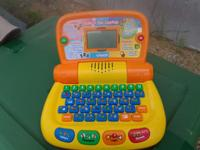 Tote 'n Go Laptop from Vtech. This model it has 4