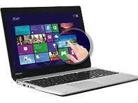 hi for sale Toshiba touch lcd ,windows 8.1 ,in very