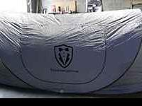 I bought this car Cover for my 2010 Mitsubishi Lancer
