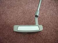 Tour Sonic Custom Balata Putter. Shaft Is Offset &