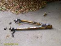 Tow Bar for sale. All parts are there. $80.00. Call ,