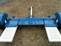 """Tow Lite Trailer"" tow dolly with electric brakes"