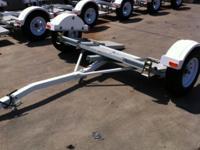 Brand new 2012 tow dolly, Tilt model Can haul 3,000 lb