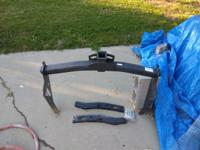 Heavy duty tow hitch for a ford f250. Never been used
