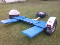 2007 tow master this is a tow trailer for your vehicle