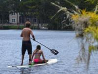 Tower paddleboard love this board it can hold heavier