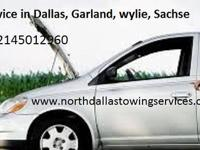 North Dallas towing service is auto service provider