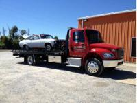 Towing in Tuscaloosa  Great service and clean trucks