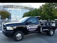 Call us for prompt affordable towing service in El Paso