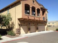 2 bed, 2.5 bath town home with attached 1 car garage in