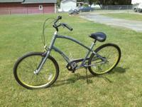 For sale is a Towne 3i bike. My dad rode this bike a