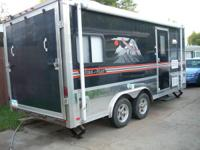 I have for sale a 2005 work and play toy hauler. Its a
