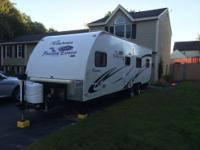 Toy Hauler 2011 Coachmen Freedom Express LTZ 260BL