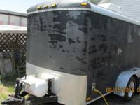 I am selling a very nice enclosed trailer. I was