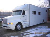 2006 Conversion of 1999 Freightliner Semi-Truck Toy