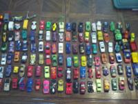 121 hotwheels for sale. All of them are in great shape,