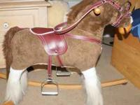 kids toy horse call  or Text Msg Location: orlando