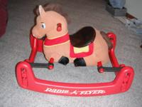 This item is Bouncy Horse made by Radio Flyer.  It is