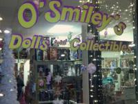O'SMILEY'S Dolls & Collectibles.  Tristates distinct