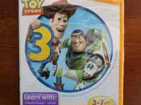 Toy Story 3 iXL Game CD for the Fisher Price iXL