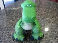 Fisher Price Toy Story 3 Roaring T-Rex. Press his belly