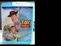 Toy Story dvd/blu ray combo pack, still wrapped in box!