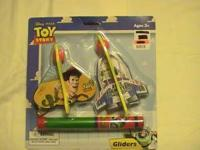 These Toy Story Gliders include two different sky