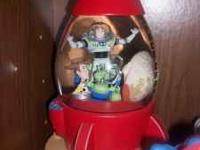 call or text  toy story snow globe will delete when
