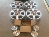 "I have a full set of 16"" alloy wheels from a 2000 body"