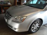 I sale my Toyota Avalon LTD. With all option power,